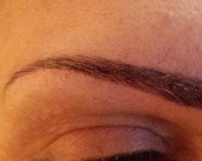 eyebrow 2 after